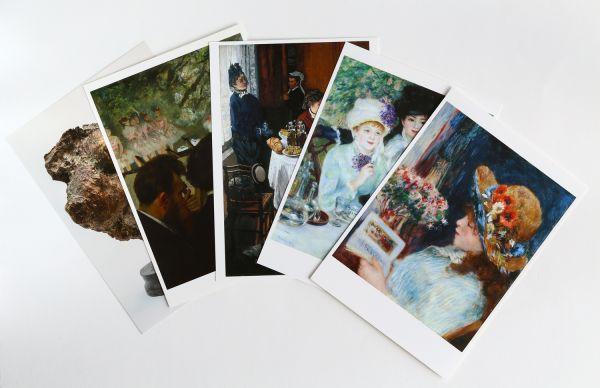 "Postkarten Set ""EN PASSANT"""