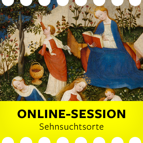 Online-Session: Sehnsuchtsorte. Paradiesisch schön