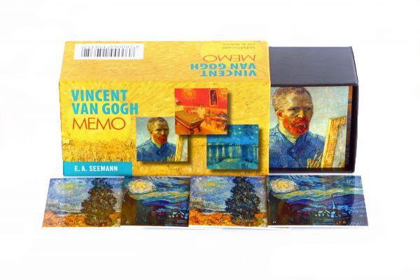Memo Vincent van Gogh