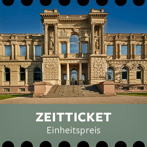Zeitticket Städel Museum