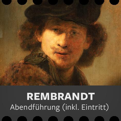 Abendführung Rembrandt (inkl. Eintritt)