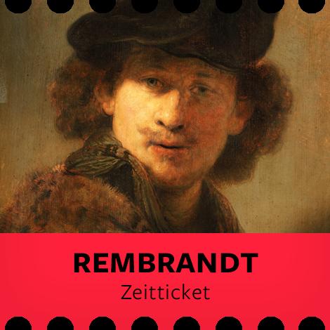 Zeitticket Rembrandt