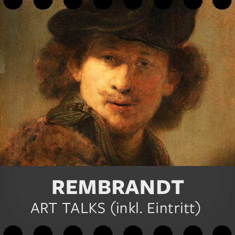 Art Talks (Führung in englischer Sprache)