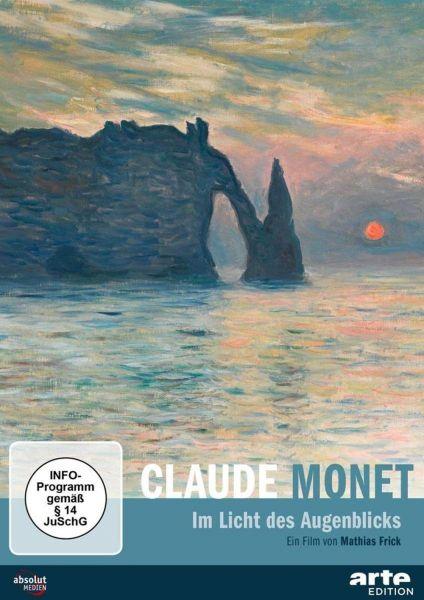 """DVD """"Claude Monet. Im Licht des Augenblicks"""""""