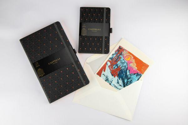 Geschenkset Notizbücher Castelli