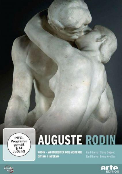 "DVD ""Auguste Rodin"""
