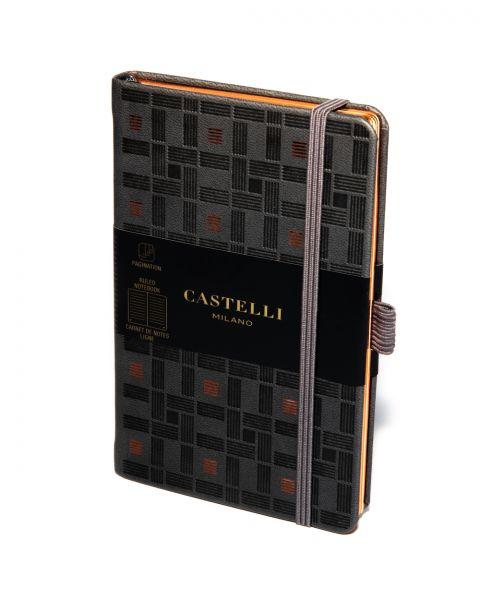 "Notizbuch Castelli ""Quadrate"""