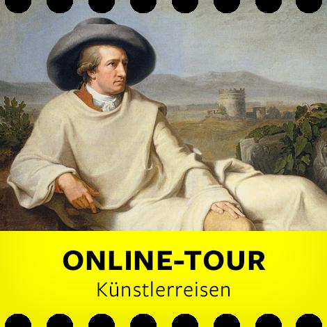 Online-Tour: Künstlerreisen
