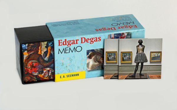 Memo Edgar Degas