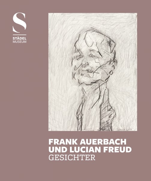 Katalog Frank Auerbach und Lucian Freud (Museumsausgabe)